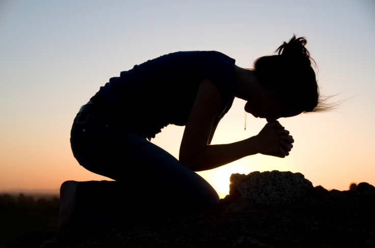 Prayerful Positioned